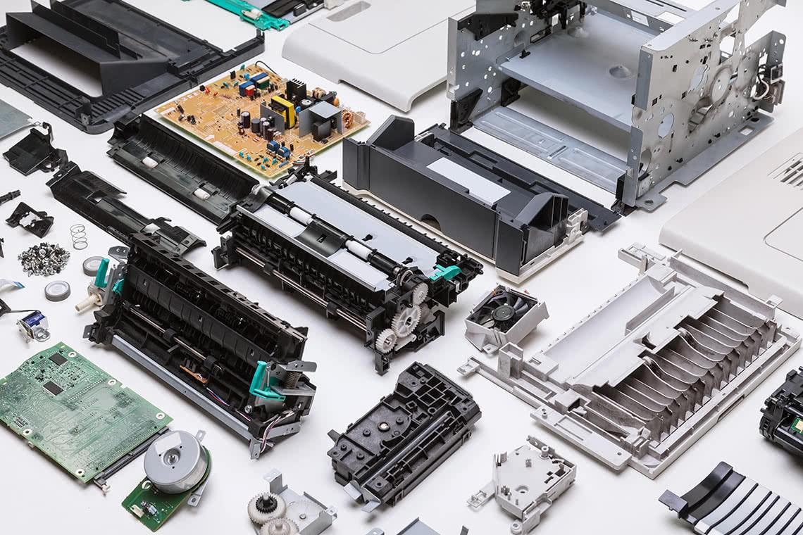 ricambi stampanti rigenerati